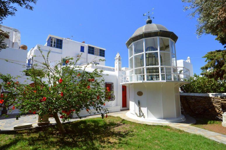 Ägäisches Schifffahrtsmuseum Mykonos
