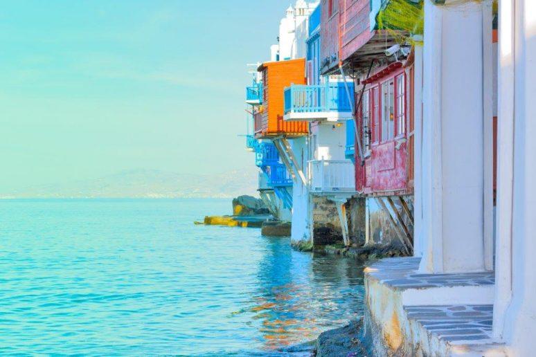 Klein-Venedig, Mykonos