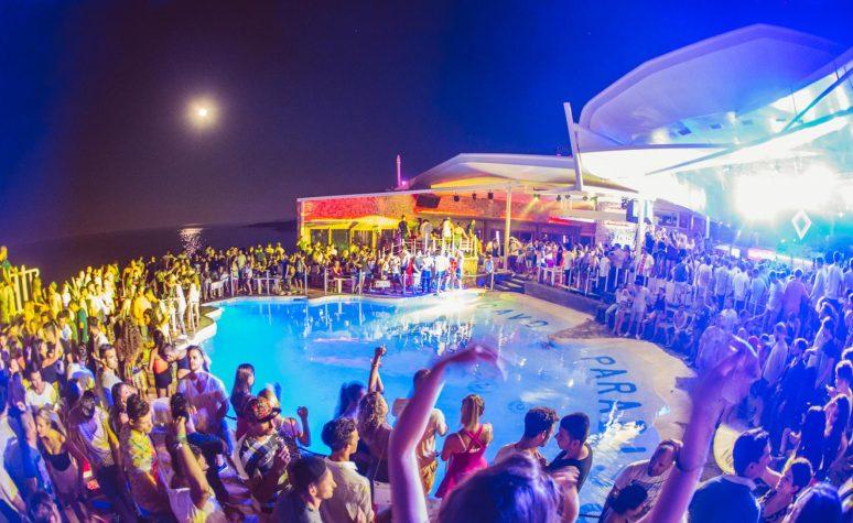 Mykonos, Cavo Paradiso
