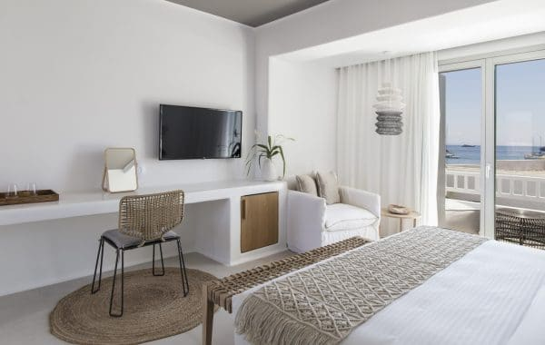 Superior-Doppelzimmer mit Meerblick
