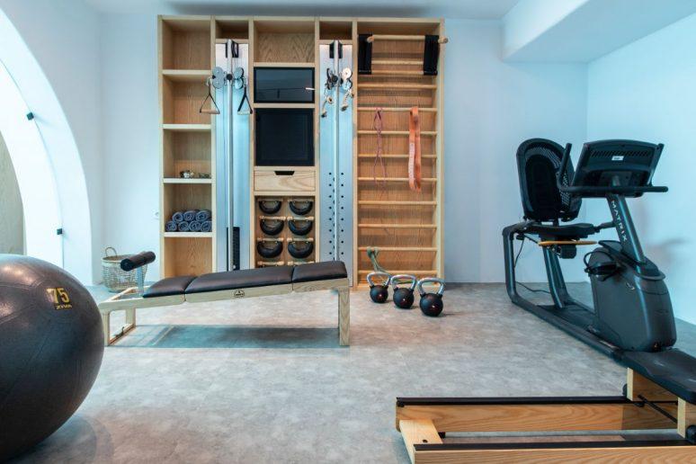 Adorno Suites Gym